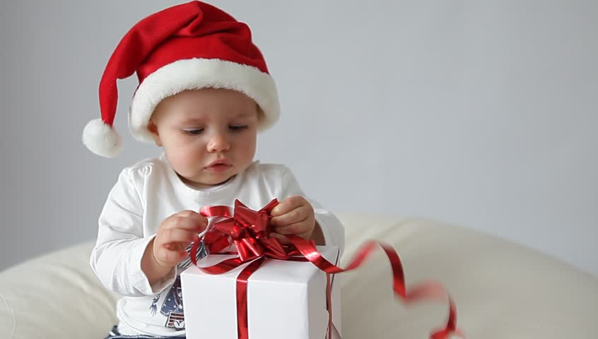 Christmas Gift For 2 Month Old