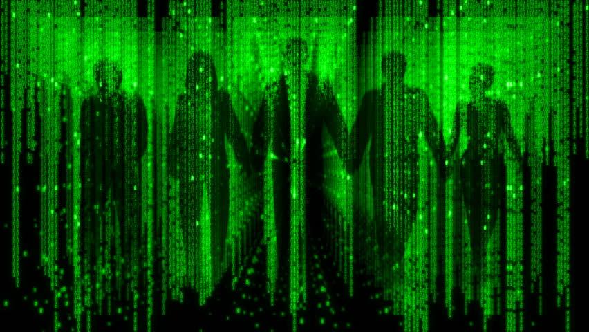 Digital Workforce Team of People Stock Footage Video (100% Royalty-free)  1740046 | Shutterstock