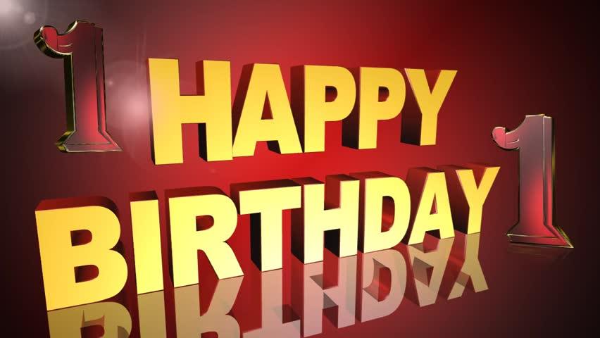 Stock video of happy birthday greeting card video animation hd0010happy birthday greeting card video animation m4hsunfo