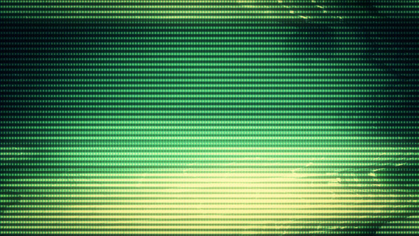 TV Failure Abstract Lights background