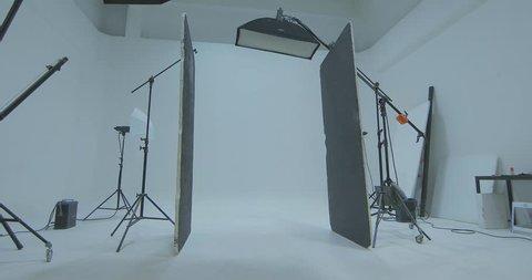 4K VDO photo prepare on professional studio shoot.