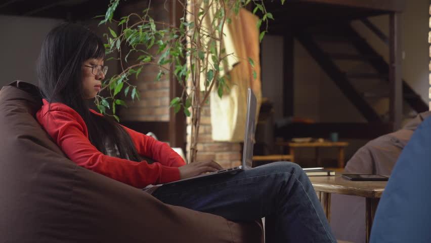 Vietnamese Freelance Geek Computing In Stock Footage Video 100 - 10-geek-furniture-designs