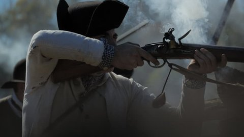 Long Firearms Stock Video Footage - 4K and HD Video Clips