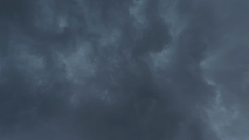 Dark clouds and rain drops time lapse | Shutterstock HD Video #18014146