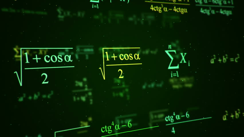 Animation of Typing Mathematics and Stock Footage Video (100% Royalty-free)  18075556 | Shutterstock