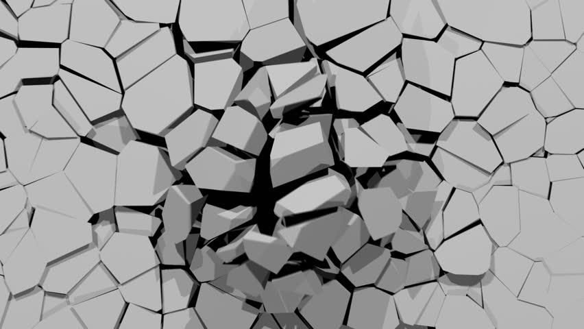 Wall crash material | Shutterstock HD Video #18079036