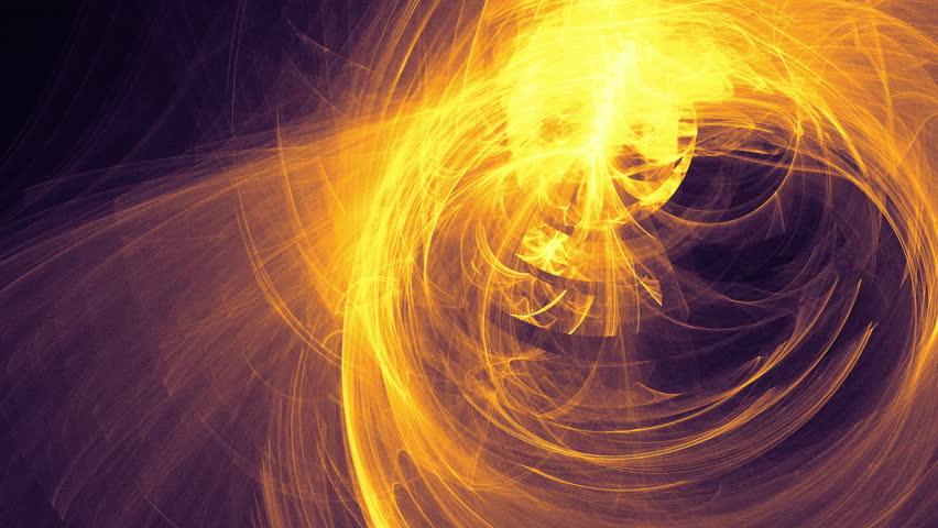 Digital Animation of Light Effects    Shutterstock HD Video #18192796