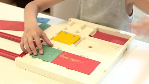 child draws a rarity framework hatches, ussr