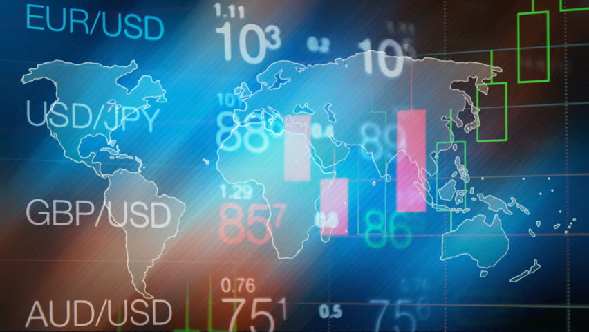 Finance And Currency Chart Background Currency Exchange – Migliori