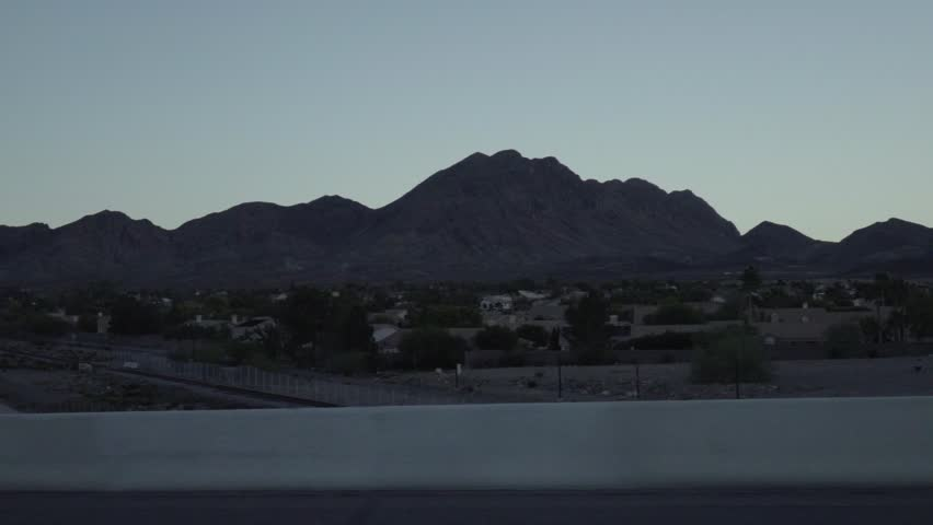 Slow motion Road View, America, Arizona and Nevada | Shutterstock HD Video #18903056