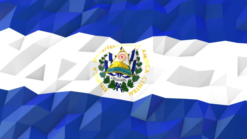 Flag Of El Salvador 3d Stock Footage Video 100 Royalty Free 18969016 Shutterstock