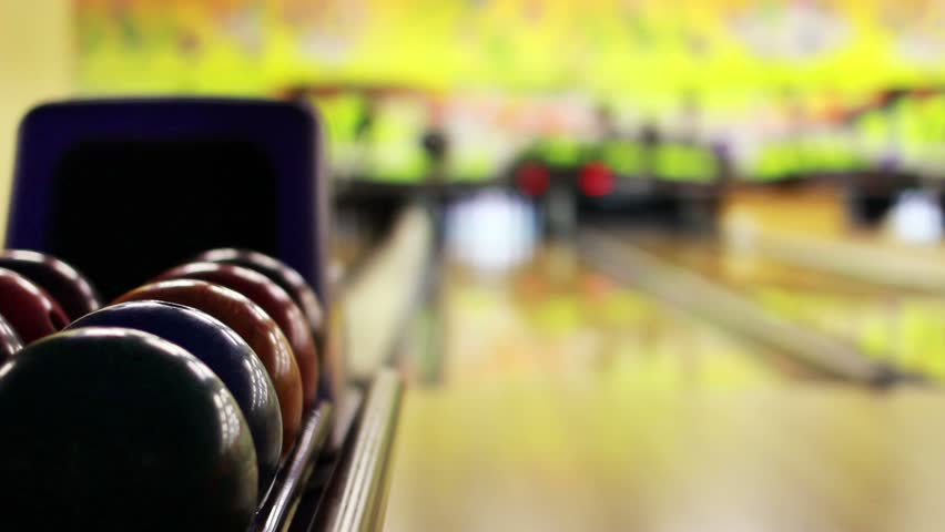 Sexy sport clips bowling
