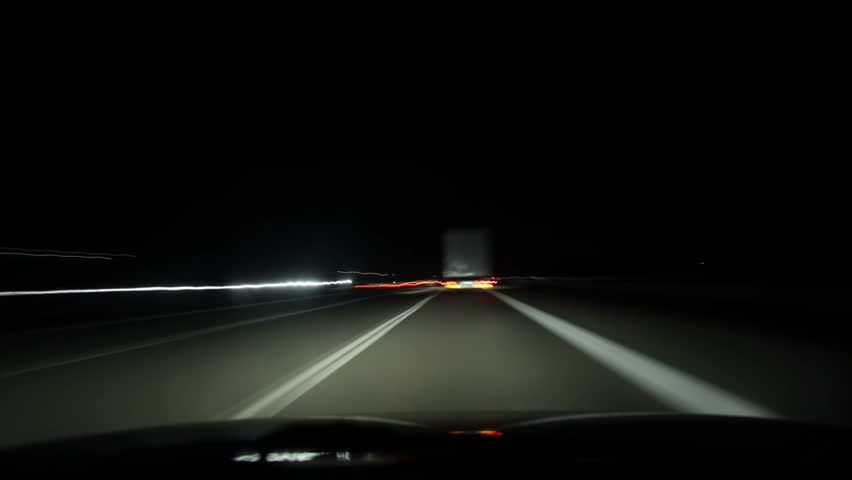 Driver's point of view down different roadways | Shutterstock HD Video #1919956