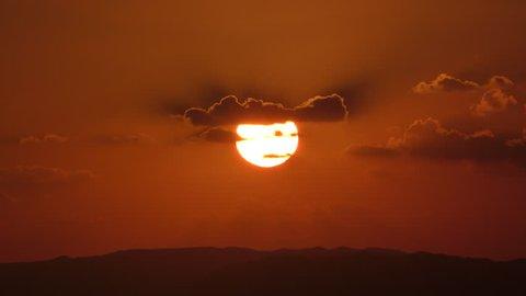 Okinawa Sunset