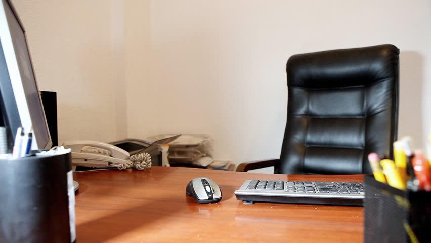 Business office table | Shutterstock HD Video #2006096