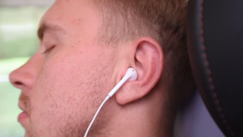 Image result for SLEEPING GUY ON BUS WITH HEADPHONES""