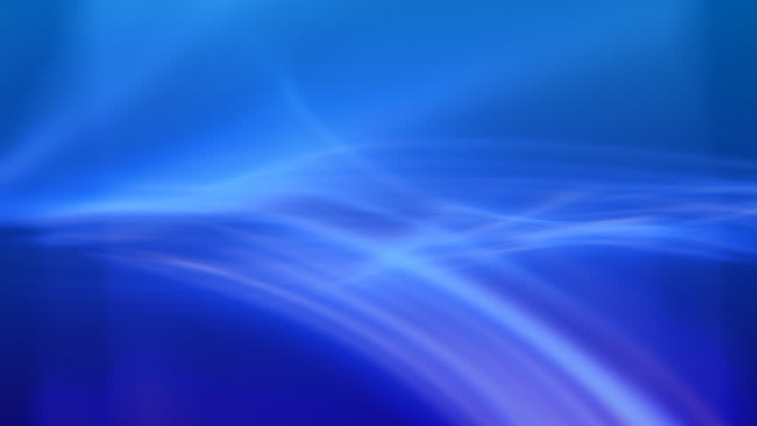 Soft abstract blue background.