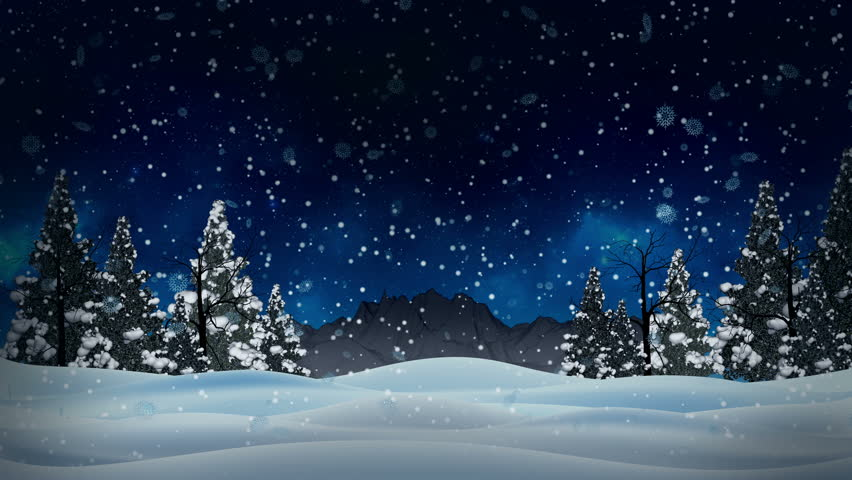 background gallery snow animated - photo #49