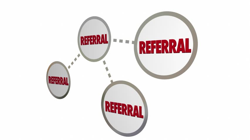 Referrals New Business Customer Recommendation 3d Animation
