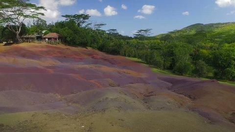 Earth Of Seven Colors, Mauritius
