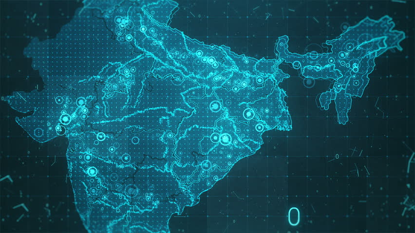 Stock video of world map background cities connections this 4k0020india map background cities connections this project includes a map of the india with the animated background there are animated glowing round gumiabroncs Image collections