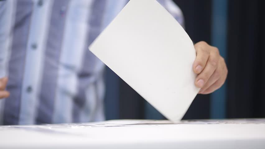 Header of vote