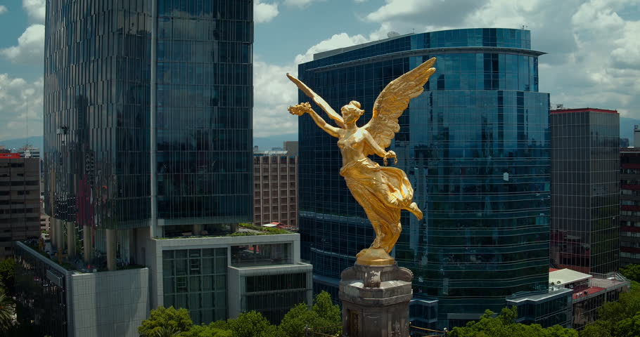 Mexico, Angel de la Independence High Quality  1