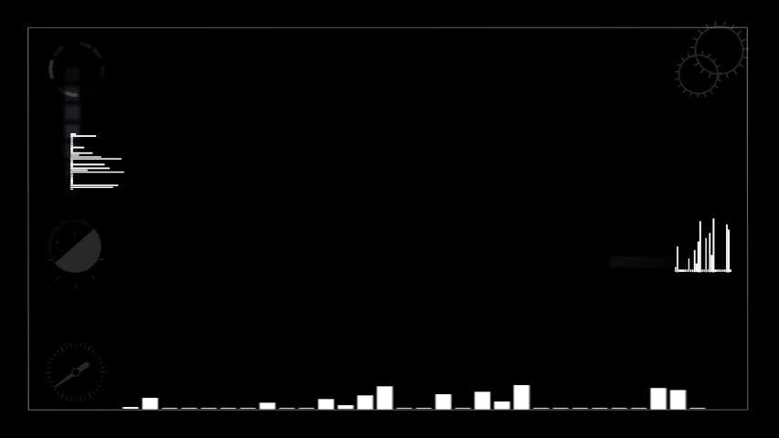 Analysis screen | Shutterstock HD Video #2108366