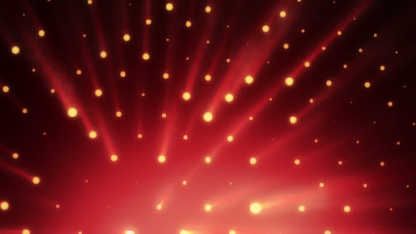 Abstract background with wall from lamps of bright light. Glowing and bright light bulbs. Projector of light rays. Animation of seamless loop. | Shutterstock HD Video #21158896