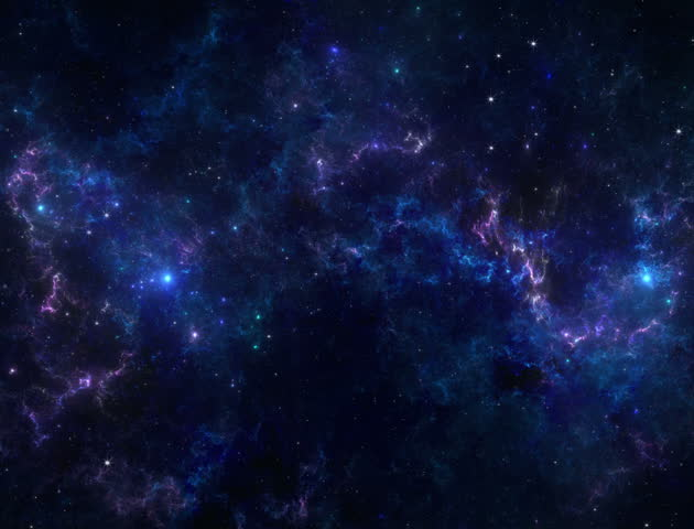 Traveling trough starfield into deep space. #21241876