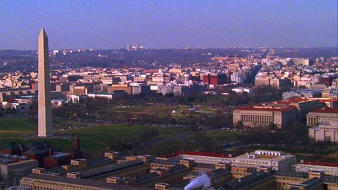 Royalty Free White House Washington Monument Video Footage And Clips