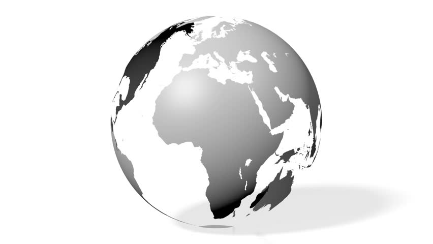 South Africa Map Stock Footage Video Shutterstock