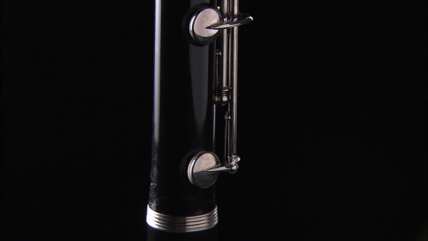 Header of clarinet