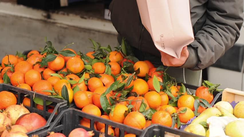 Video of traditional italian farm market, sardinia | Shutterstock HD Video #21638932