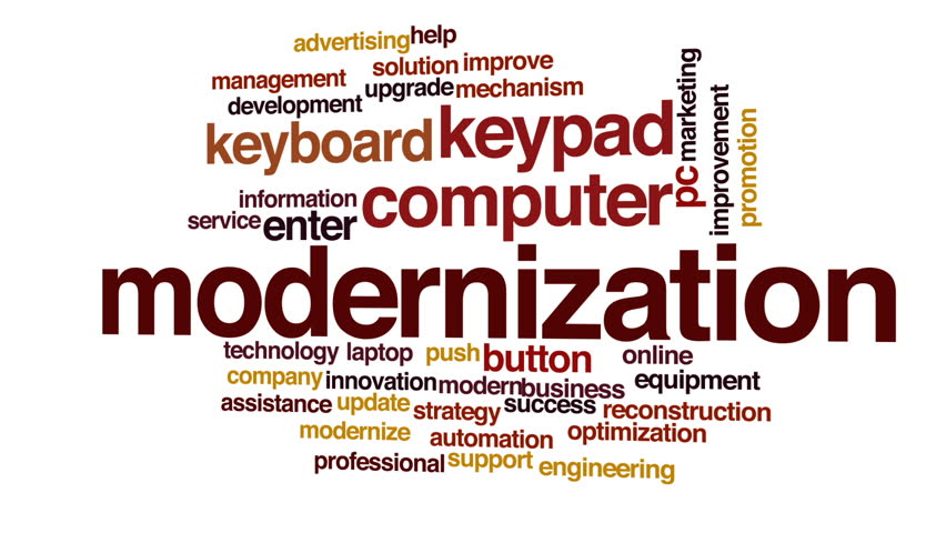 modernization Introducing modernization platform as a service (modpaas™) modern systems empowers efficiency, agility and competitive advantage through core application modernization.