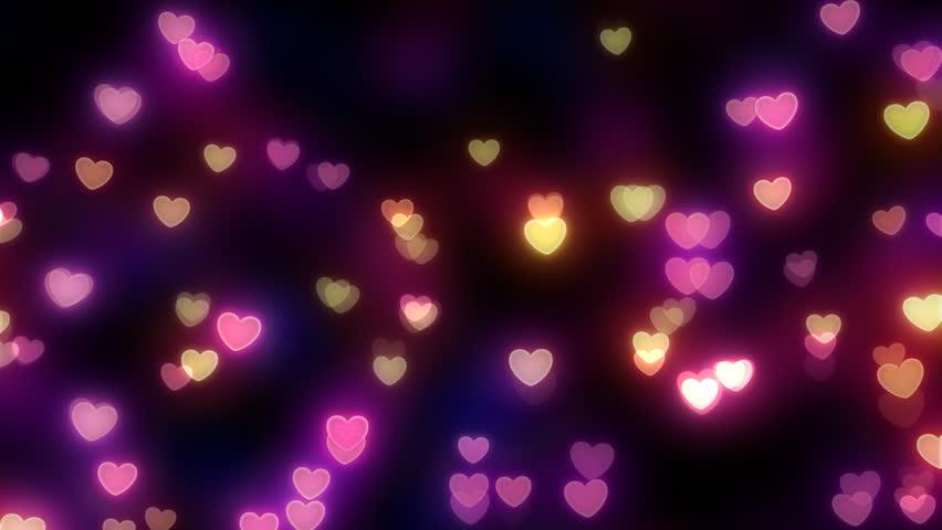 Heart Neon Lights Stock Footage Video 100 Royalty Free 2174126 Shutterstock