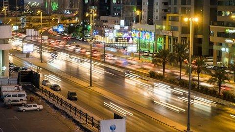 Traffic Lights Riyadh