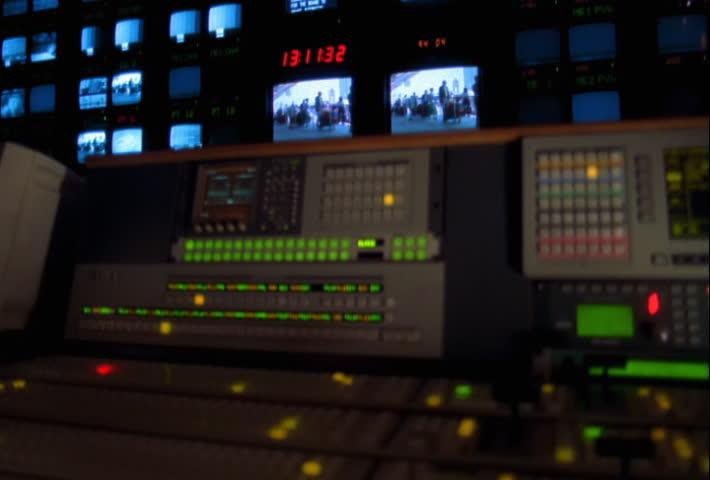 Closeup of editor and control board