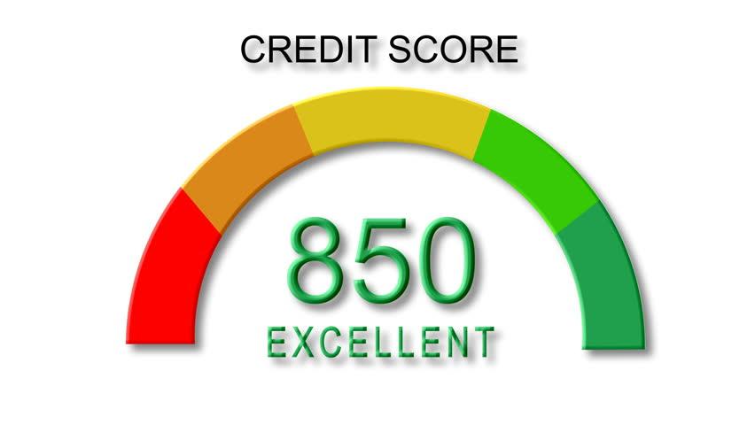 Image result for credit score 850