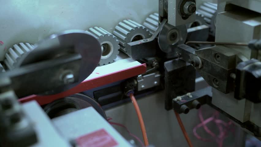 Innovation woodworking machinery  | Shutterstock HD Video #22125316