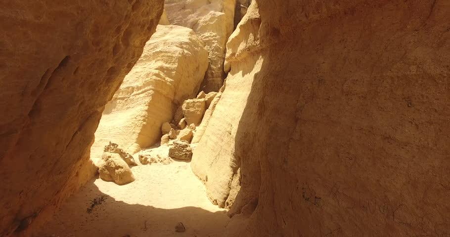 In the cave Turtle beach Ras al Jinz