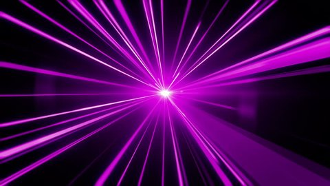 Purple light streaks. Abstract motion background. Loop ready animation.  4K, Ultra HD resolution. This clip is available in multiple other color options - check my portfolio.