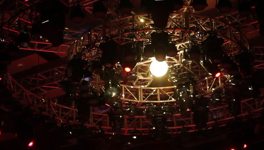 light on concert