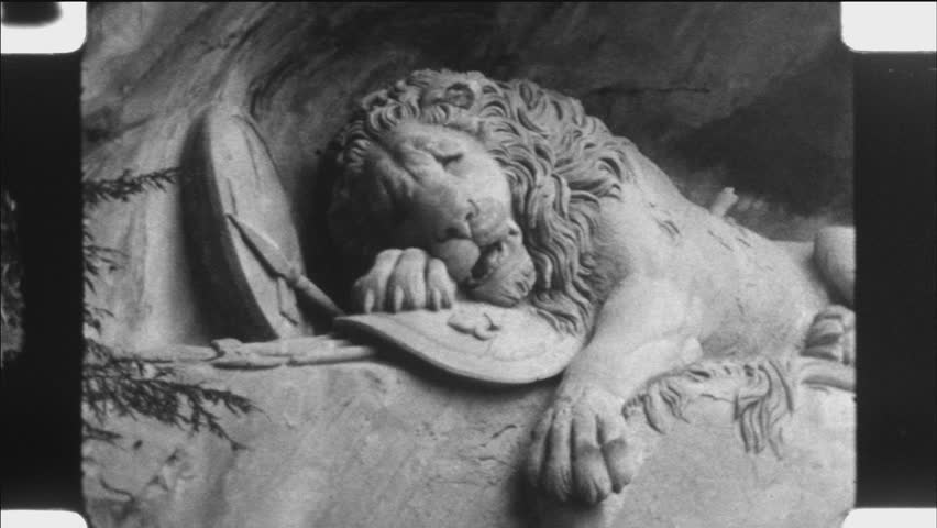 The Lion Monument or