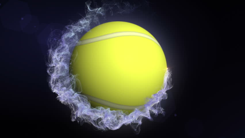Tennis Ball in Particle 2