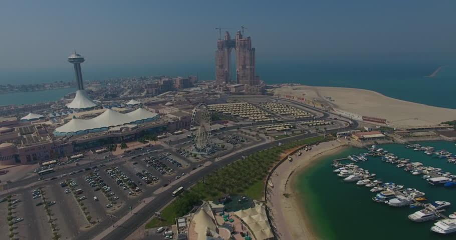 Abu Dhabi Lulu Island