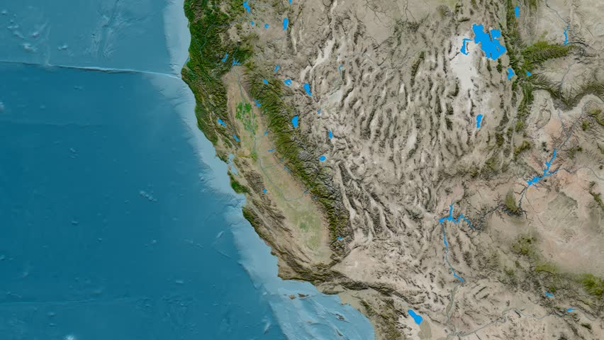 Image result for satellite image sierra nevada mountains