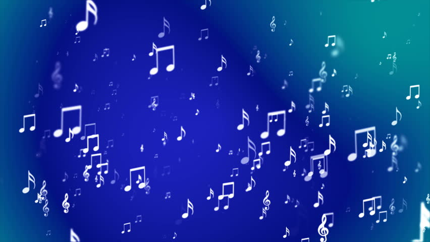 "This Background is called ""Broadcast Rising Music Notes 05"", which is 4K (Ultra HD) (i.e. 3840 by 2160) Background. It's Frame Rate is 30 FPS, it is 10 Seconds Long, and is Seamlessly Loopable. 