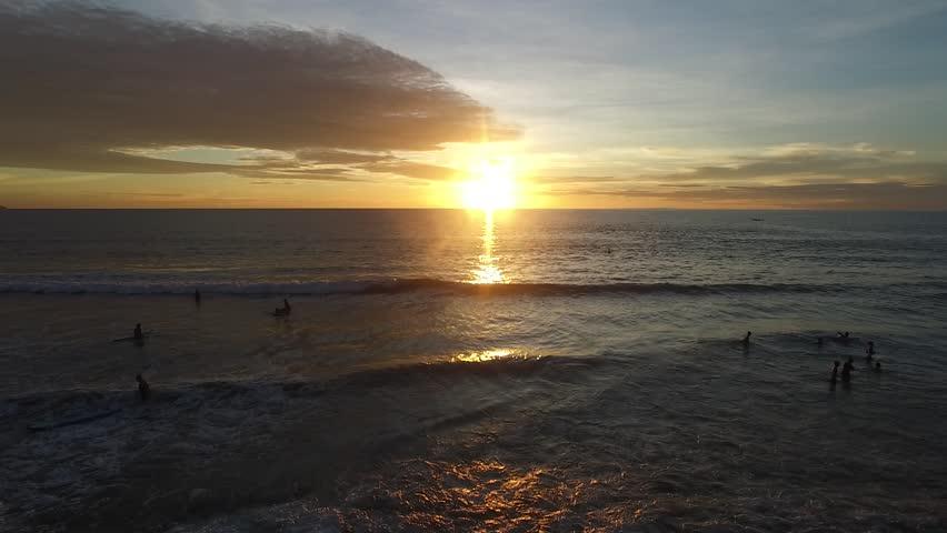 Surfing Kuta Bali | Shutterstock HD Video #22563136