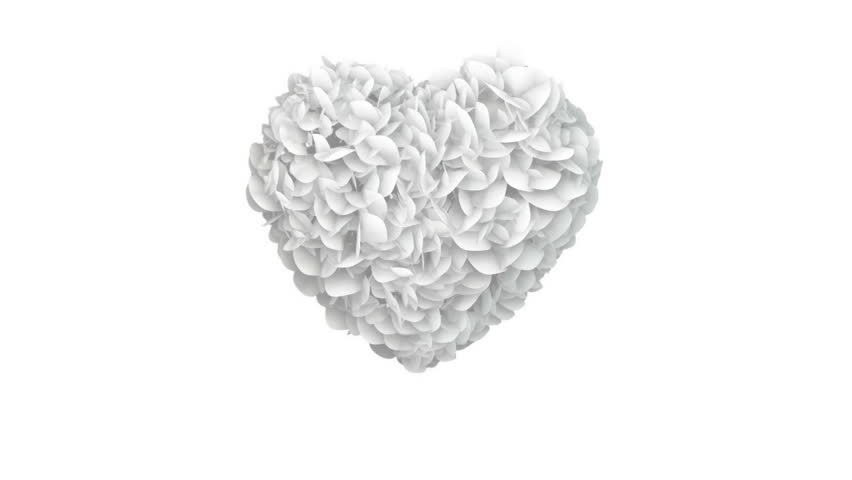Heart of White Papers exploding, Alpha